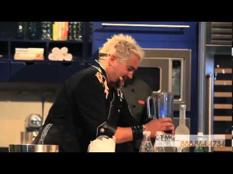Booking Guy Fieri – Cooking Demonstration