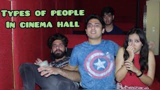 Video Types Of People In cinema Hall | Harsh Beniwal MP3, 3GP, MP4, WEBM, AVI, FLV Desember 2017