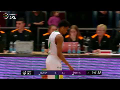 Axel Toupane Gets Ejected From Betsafe-LKL Game