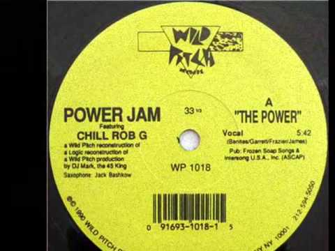 The Power (Song) by Chill Rob G and Kevin Lane