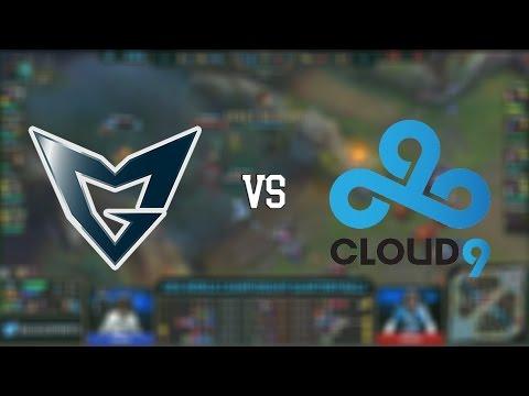 C9 vs SSG: 1v3