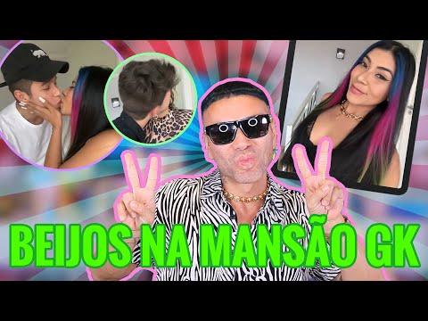BEIJO DE INGRID E PIETRO !!!! + FEAT DE BEIJOS DE VIVI E PEIXINHO | #MatheusMazzafera
