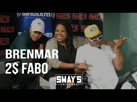 2$Fabo Of D4L/Laffy Taffy Freestyles Live + Speaks On Collaborating With Brenmar