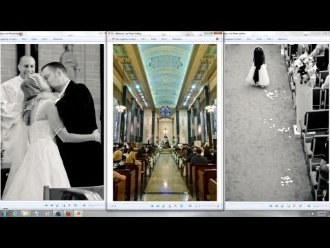 How to Shoot a Wedding – Ceremony – Wedding Photography Tutorial Series