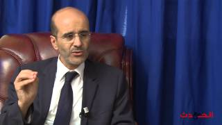 برنامج مع الحدث: د. ادريس الازمي الادريسي