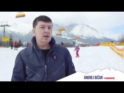 Andrej Bičan: Zima ve Vysokých Tatrách