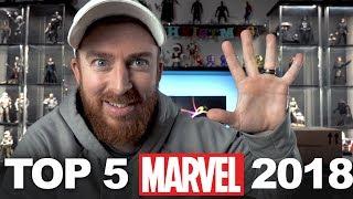 Video Top 5 Marvel Funko Pops of 2018 MP3, 3GP, MP4, WEBM, AVI, FLV Desember 2018