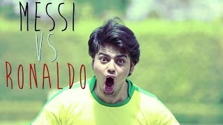 Indian Football Fans (FIFA world cup 2014 special )