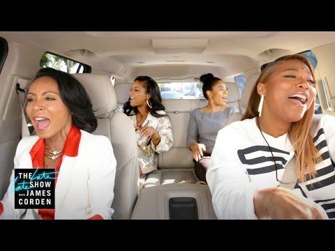 Carpool Karaoke: The Series (Preview 'Queen Latifah & Jada Pinkett Smith')