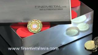 Finemetal China Gold Tael…