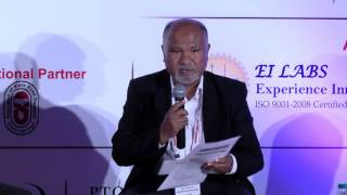 Panel discussion - Autonomous Vehicles - Telematics India 2016
