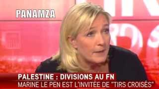 Video Marine Le Pen, la Palestine et «l'électorat juif» MP3, 3GP, MP4, WEBM, AVI, FLV Mei 2017