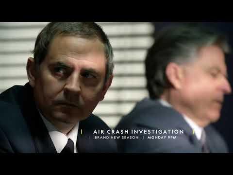 Air Crash Investigation S17 Launch Promo