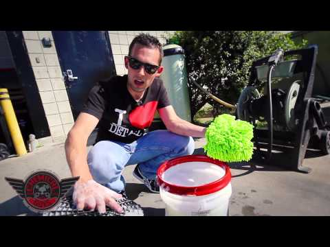 5 Detailing Tips & Tricks – Chemical Guys Car Care How To Epic Panda