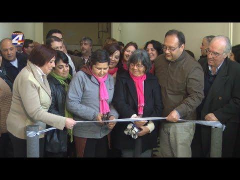 Inauguraron el hospital de día para pacientes oncológicos y el área de acompañantes del interior en el HEL
