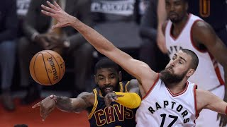 Toronto Raptors general manager Masai Ujiri talks about the value of Jonas Valanciunas.