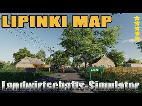 Lipinki Map v1.0.0.1