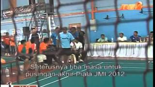 Badminton Power Blaster  PJMIM 2012, @ RTM 2