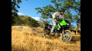 6. 2014 KAWASAKI KLR 650 Price and Specs