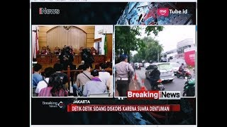 Video Detik-detik Sidang Aman Diskors Karena Suara Dentuman Keras - Breaking iNews 25/05 MP3, 3GP, MP4, WEBM, AVI, FLV Mei 2018