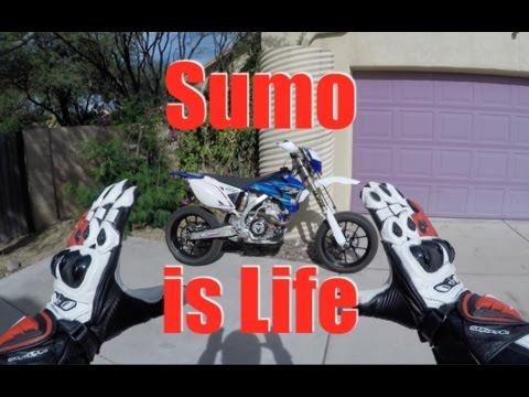 Motovlog 32: Sumo Is Life
