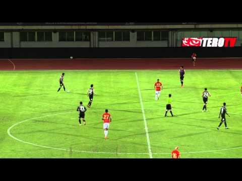 TERO TV Goalhighlight Friendly match BEC TERO 2-0 Chainat