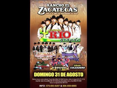 Tamborazo De Arranque (Presentacion 31 De Agosto En Rancho El Zacatecas En Muleshoe Tx)
