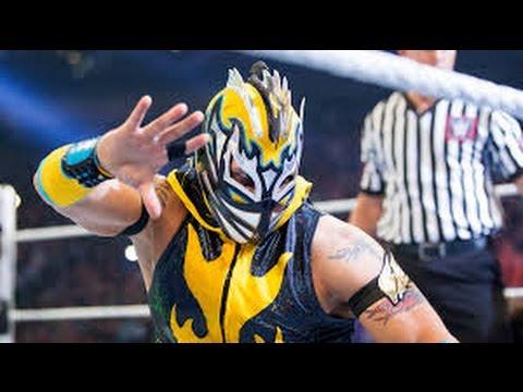 WWE Kalisto  Bow Down   HD
