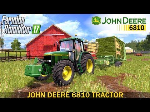 John Deere 6810 v1.0.0.0