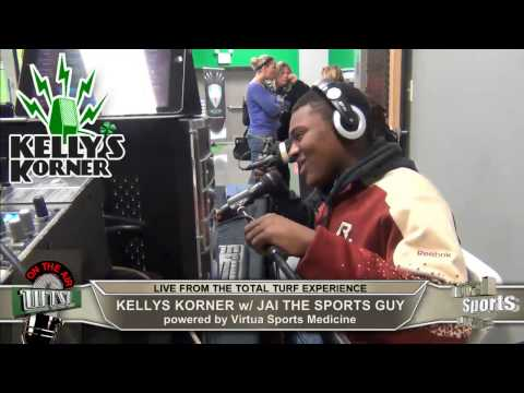 Kelly's Korner with Jai The Sports Guy
