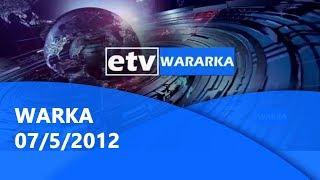 WARKA 07/5/2012 |etv