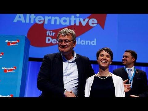 Στη δίνη της διάσπασης η Εναλλακτική για τη Γερμανία