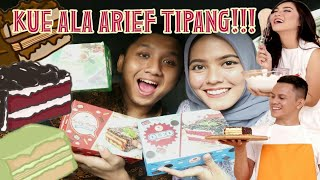 Video CAKEKINIAN ARIEF-TIPANG YANG SUPER NGE-HITS!!! MP3, 3GP, MP4, WEBM, AVI, FLV Juni 2018
