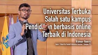 Video Ridwan Remin - Universitas Terbuka Salah satu kampus pendidikan berbasis online terbaik di Indonesia MP3, 3GP, MP4, WEBM, AVI, FLV November 2018