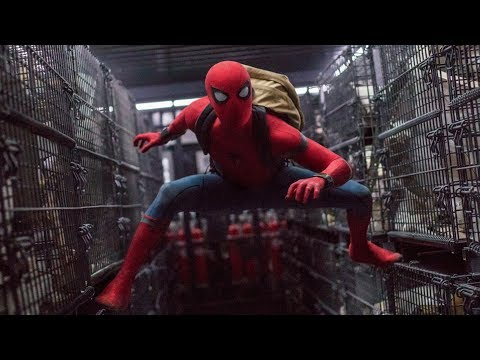'Spiderman-Man: Homecoming' Trailer 3