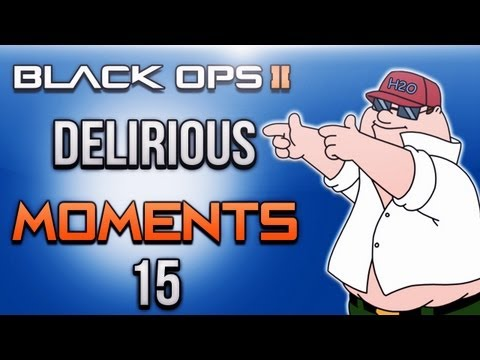 Black Ops 2 Delirious Moments ep.15 (Epic Combat Axe, 360 Claymore, Funny Killcams)