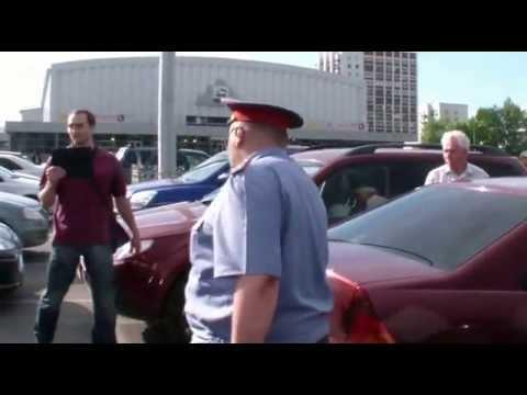Беспредел полиции на митинге РПНУ Уфа