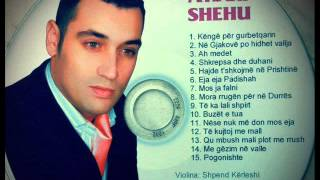 ALBAN SHEHU Live 2013 Ah Medet