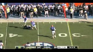 Matt Elam vs FSU, Vanderbilt, OSU (2011)