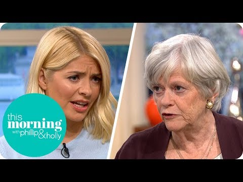 """Ann Widdecombe Believes the #MeToo Movement Is """"Trivial Whinging"""" 