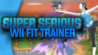 Wii Fit Trainer Montage – Super Smash Bros. for Wii U