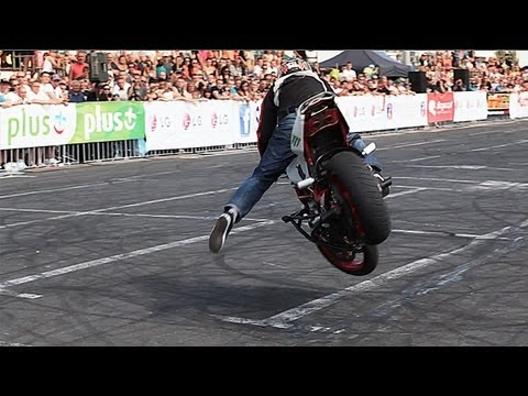 STUNTER 13  –  1st PLACE PLUS STUNT GRAND PRIX 2013