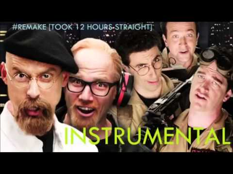 [Instrumental] Ghostbusters vs Mythbusters ERB Season 4 - INSTRUMENTAL