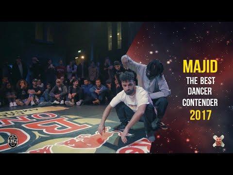 MAJID | The BEST DANCER OF 2017 Contender | Dance Compilation 🔥