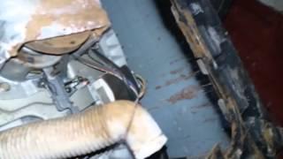 9. Desarmando lavadora daewoo parte 1