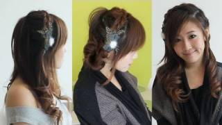 Braided Headband Hairstyles