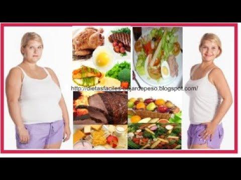 Dietas para adelgazar -  Dietas efectivas para bajar de peso en una semana  Eficaz dieta para adelgazar