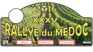 Saint Germain D'Esteuil France  city photos : Promo Rallye du Medoc 2016