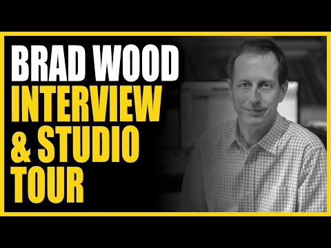 Brad Wood: Interview & Studio Tour - Warren Huart: Produce Like A Pro