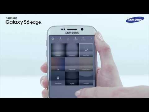 Samsung Galaxy S6 Edge - jak używać aparatu